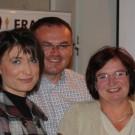 Adelheid Seifert stellt ihr Wahlprogramm für die Bürgermeisterwahl 2012 vor